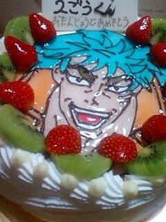 トリコケーキ