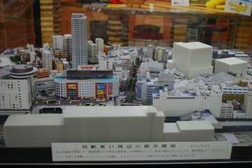 都市模型!