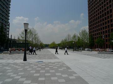 東京駅前!