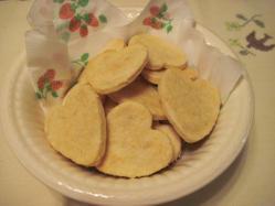 塩味のおからクッキー