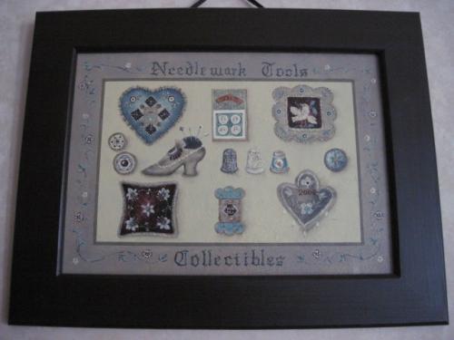 Needle Work Collectibles by K.Furuya