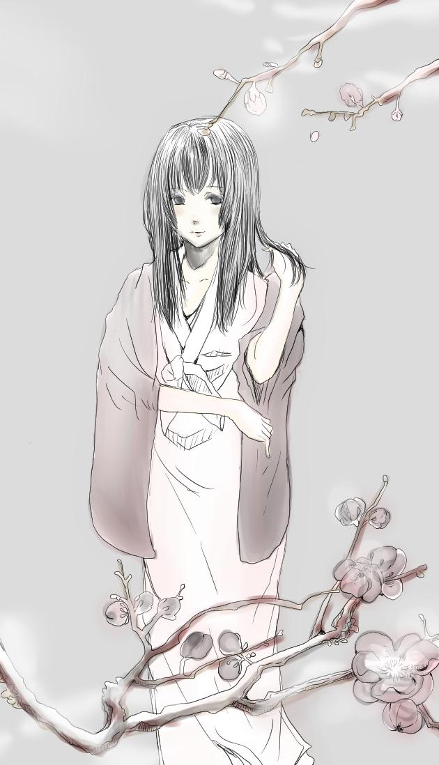 梅のおねえちゃん