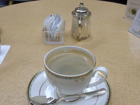 クー・オ・ミディ コーヒー