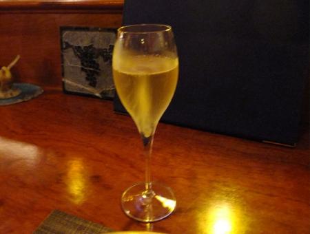 ぶどうシャンパン