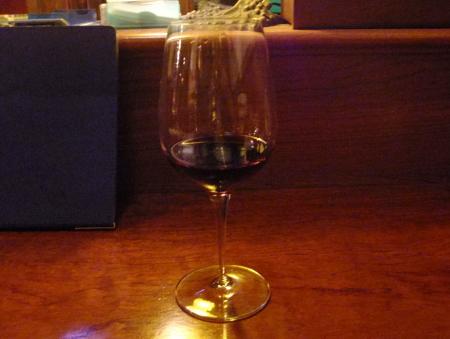ぶどう赤ワイン