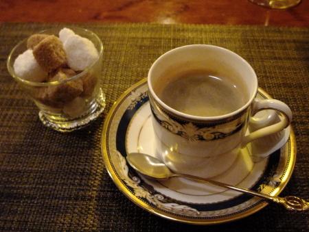 ぶどうコーヒー