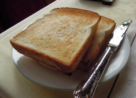 万平朝食パン
