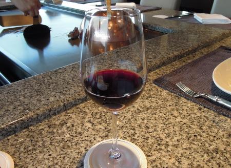 さざんか赤ワイン
