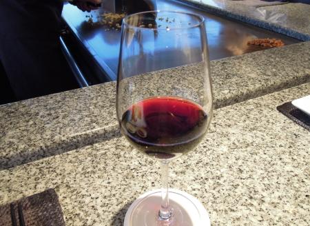 さざんか赤ワイン2