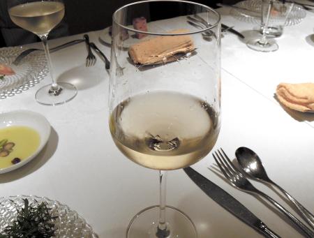 イザ白ワイン