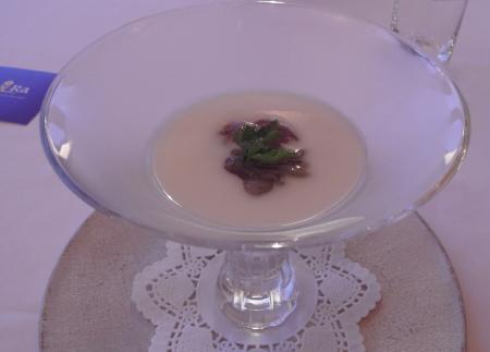 sora スープ