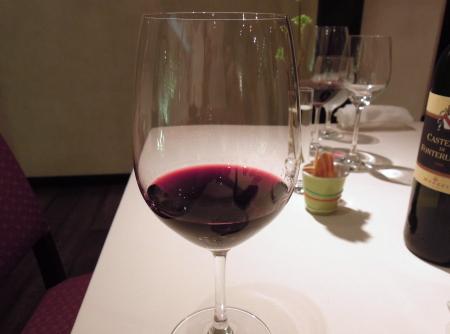 リリ赤ワイン