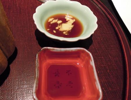 重谷辛子醤油