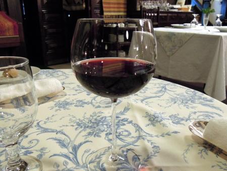 鯛萬赤ワイン