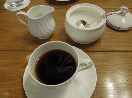 上高地コーヒー
