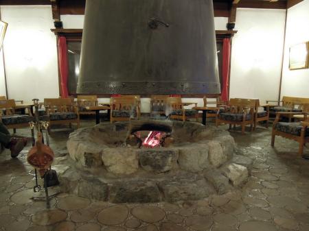 上高地暖炉