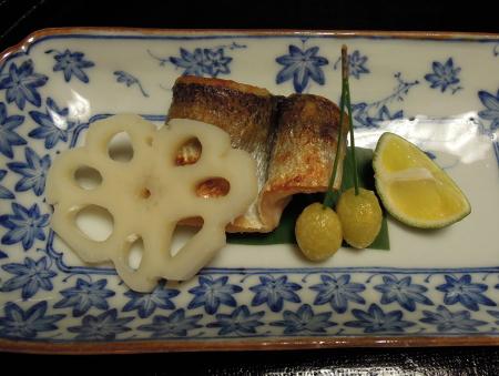 河文焼き魚