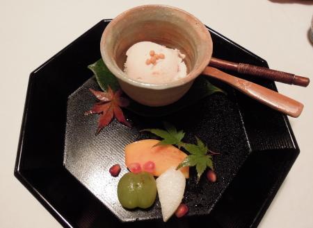 白梅水菓子