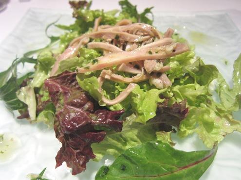 17)コリコリのサラダ(動脈)
