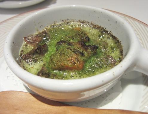 18)フワフワの香草パン粉焼き