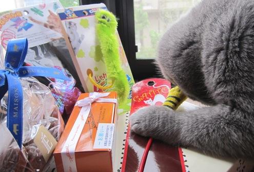 15)たくさんのプレゼント