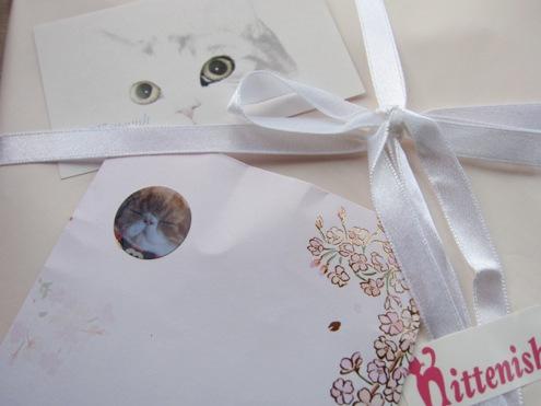 0.3)kobakinokoさんからのプレゼント