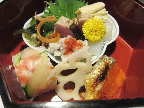 11)きれいなお料理