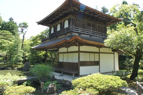 10)銀閣寺