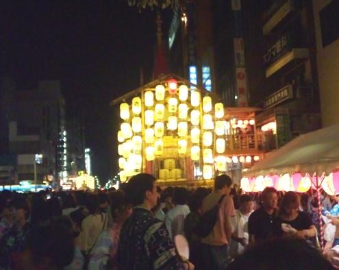 8)祇園祭の鉾