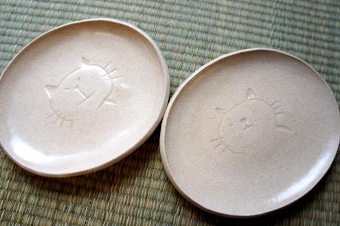 15)ねこ皿