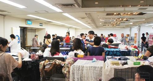 5)ショー会場