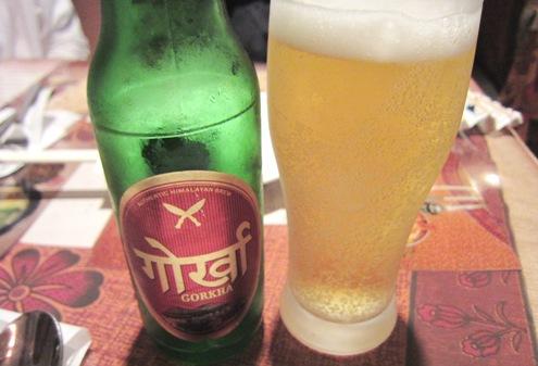 18)ネパールのビール