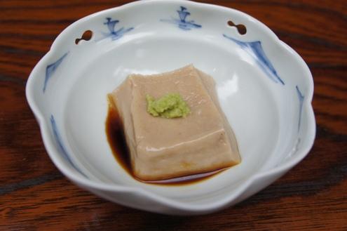 14)ごま豆腐2
