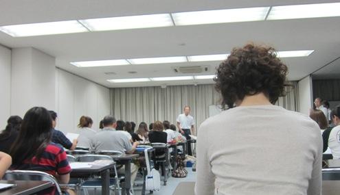 6.1)午前中は講習