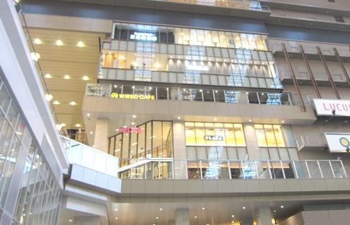 9)新しくなった大阪駅
