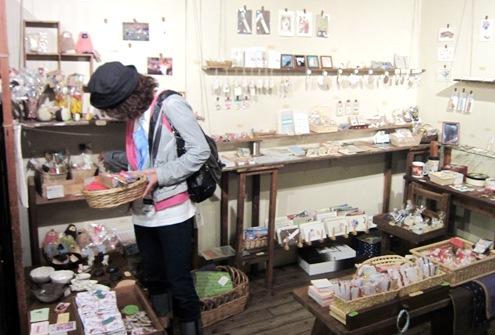 9)ガッツリお買い物中(笑)