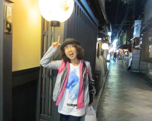 18)その後先斗町に行って(笑)
