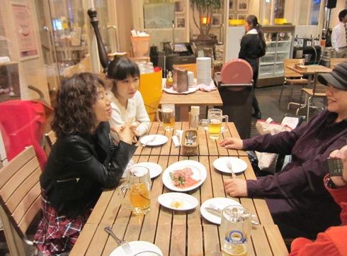 10)わいわい晩ご飯
