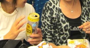21)角のロング缶!(笑)