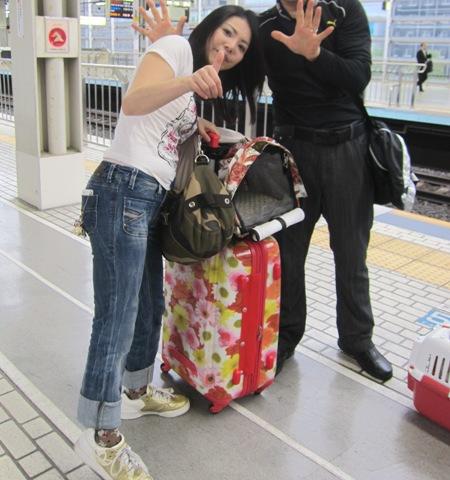 東京組の2人