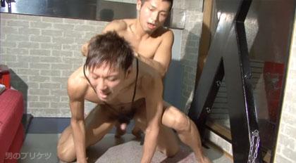 成○似イケメンを凌辱責めに激ガン掘り!!