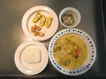20111013朝食