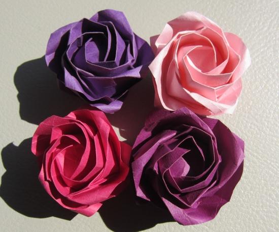 薔薇 タント紙