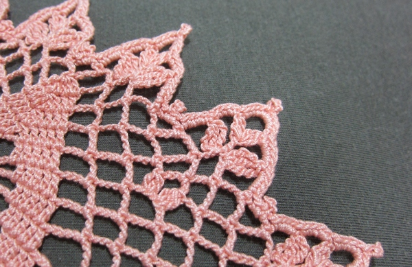 変わった編み方