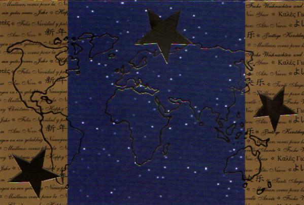 2006年 ドイチェ・ヴェレ(ドイツ)からの年賀状