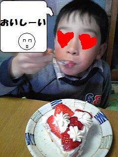 クリスマスケーキ2009_3