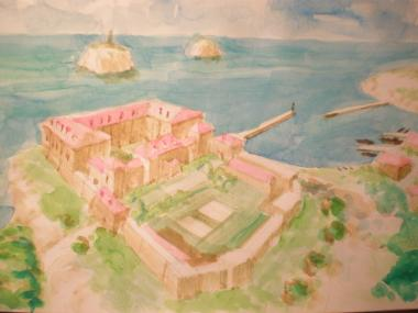 リザード城
