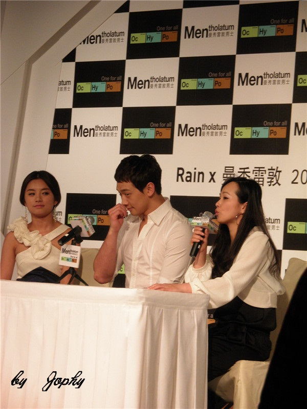 110412 Mentholatum Press Con in Shanghai-19