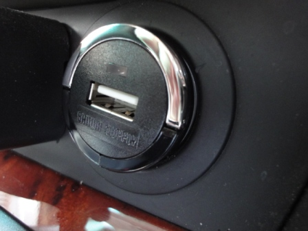 USBカーチャージャー CAR-CHR53U iPodiPhoneウォークマン充電