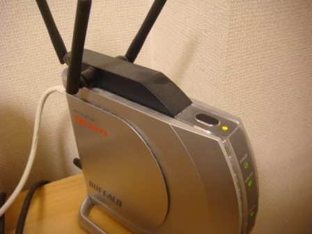 バッファロー 無線LAN